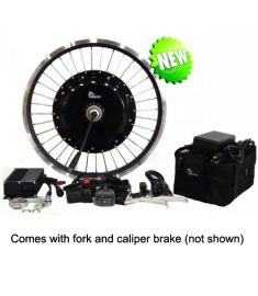E-BIKE Aftermarket Kit for Worksman PAV, Side by Side, and Mover 2020