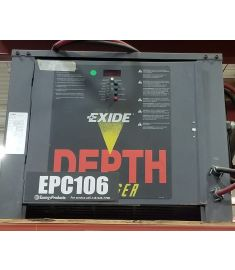 Used Exide Charger EPC106