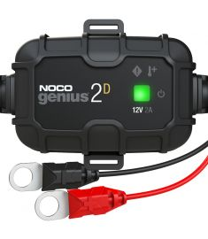 GENIUS2D  12V 2A Direct-Mount Battery Charger and Maintainer