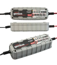 3.5A Smart Battery Charger