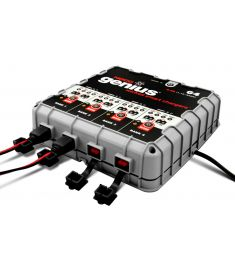 G4  6V & 12V 4.4A 4-Bank Battery Charger and Maintainer
