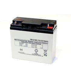 12 volt 18ah Sealed Lead Acid (NB) - YB12180NB