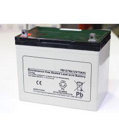 12 volt 75ah Sealed Lead Acid - YB12750
