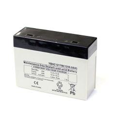 12 volt 6ah Sealed Lead Acid - YBHC1217W