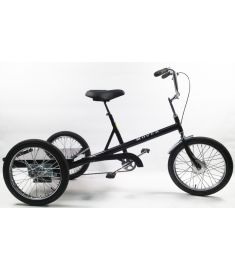 Worksman Mover(TM) Industrial Single Speed Tricycle M2020-CB