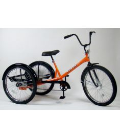 Worksman Mover(TM) Industrial Tricycle M2626-CB